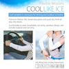 UV Sun Protection Arm Cooling Sleeves (Made In Korea) WHITE