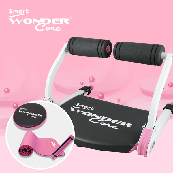 Wonder Core Smart (Pink) 3IN1 SET
