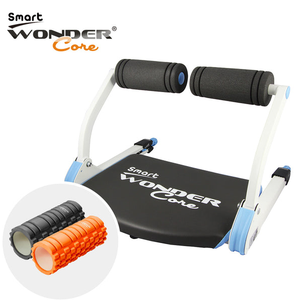 (FREE MASSAGE ROLLER) WONDER CORE SMART (BLUE)