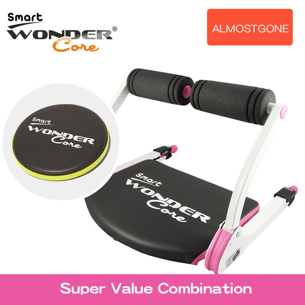 Wonder Core Smart (Pink)+ Twist Board