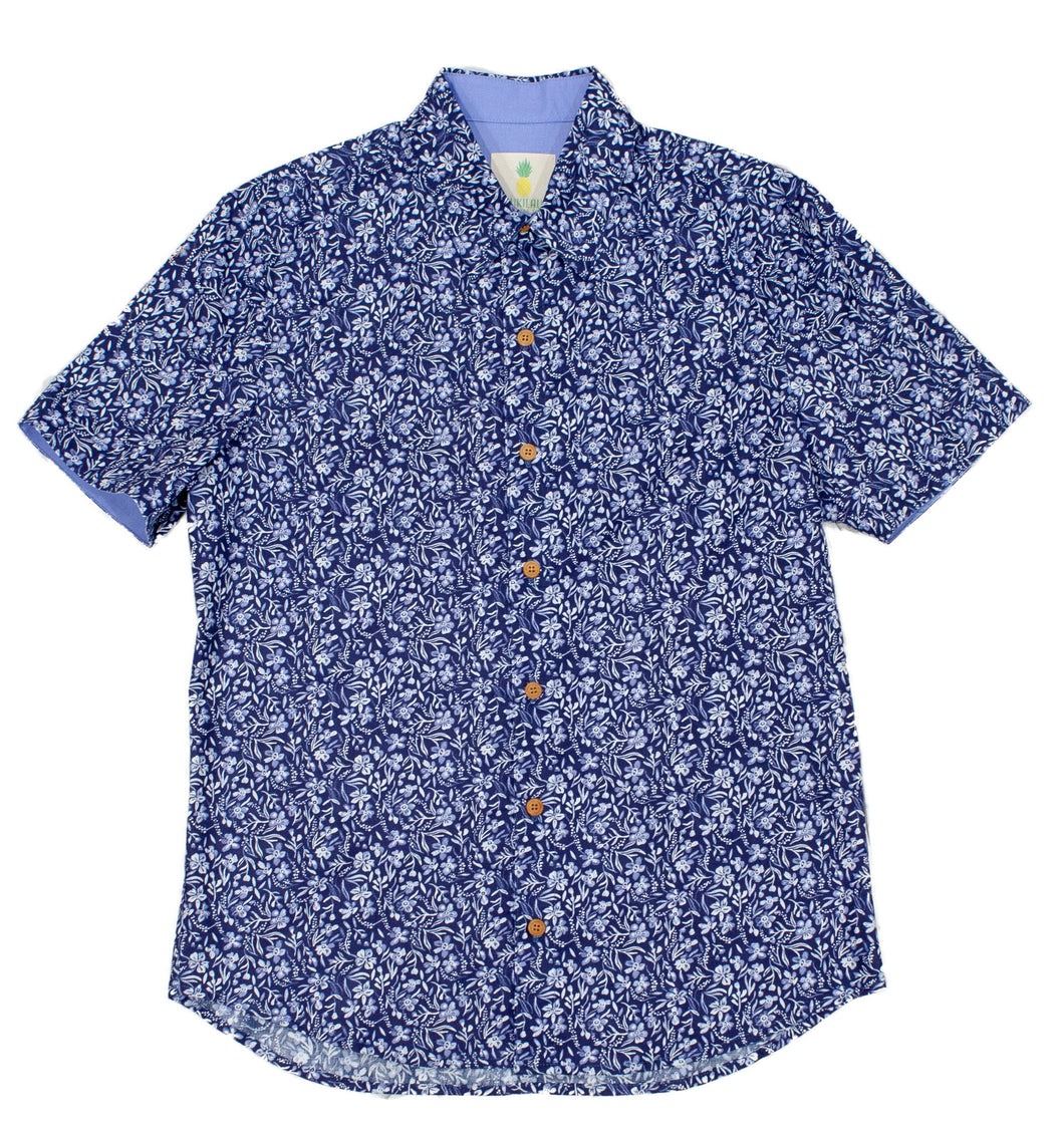 Morning Glorious - Short Sleeve Woven Shirt