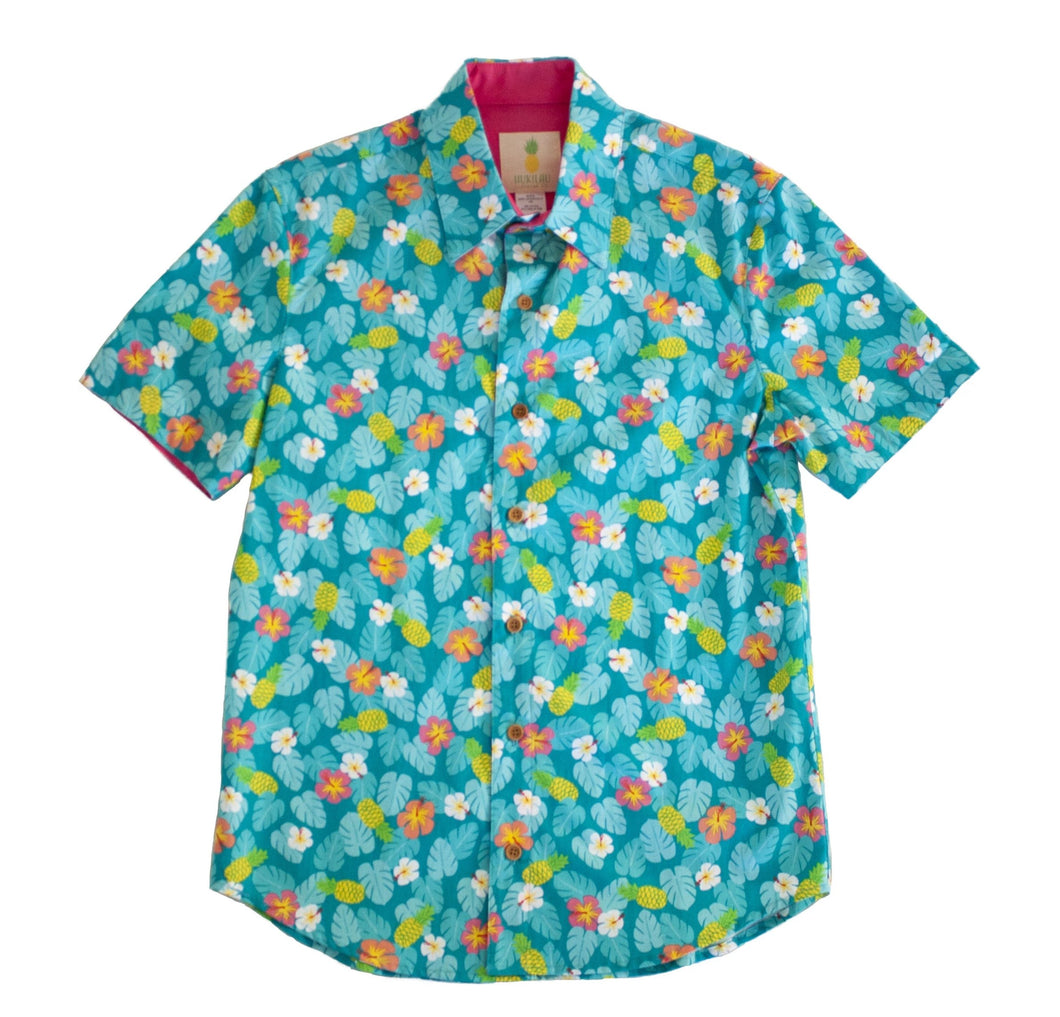 Aloha Fridays - Short Sleeve Woven Shirt
