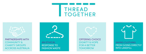 Thread together charity
