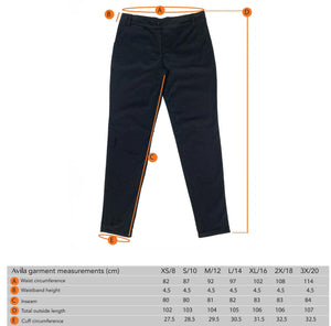 Classic chino Pants Avila the label