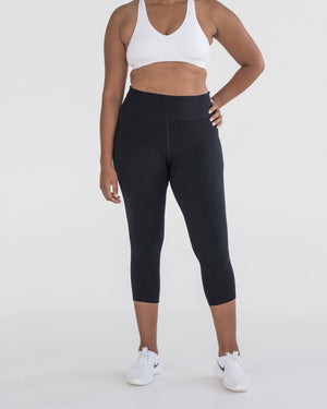 The ultimate comfy leggings - CROPPED Avila the label L/14 Firm
