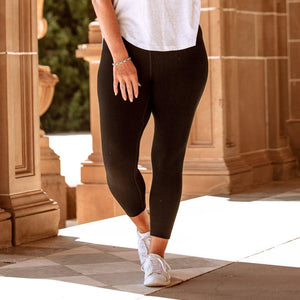 The ultimate comfy leggings - CROPPED Avila the label