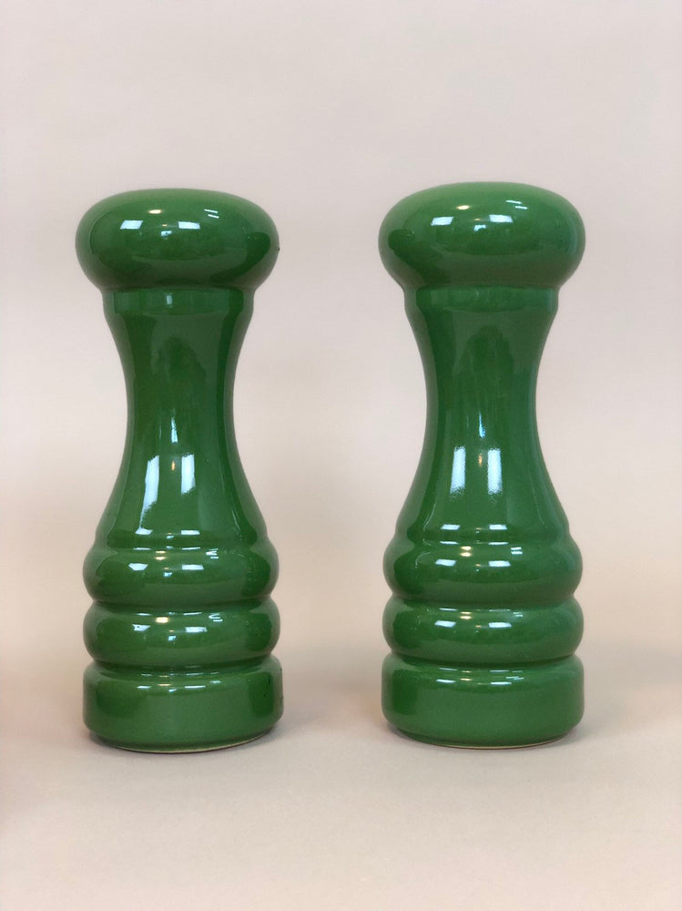 Mid century Ceramic Salt & Pepper Shakers Designer