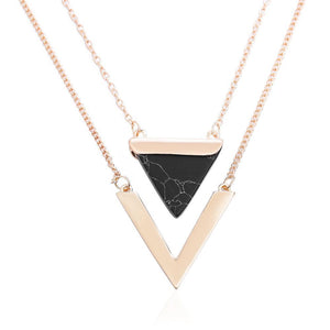 Black-Indian-Gold-Pendant-Necklace