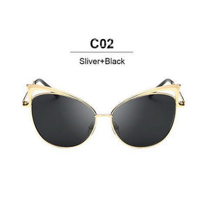 Modern Fashion Cat-Eye Sunglasses