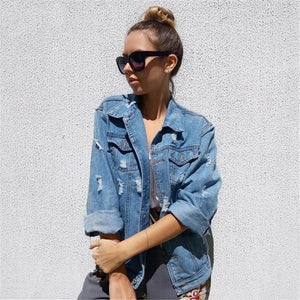 Denim-ripped-jean-jacket