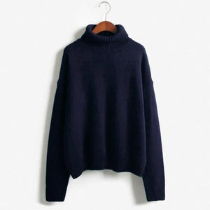 autumn-long-sleeve-loose-turtleneck-pullover-navy