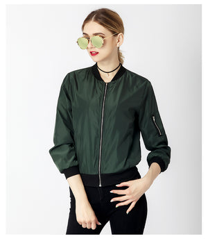 Fashion Bomber Jacket