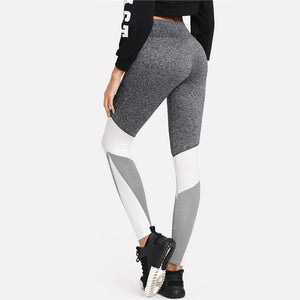 Fitness Cut and Sew Leggings