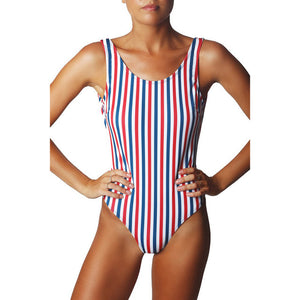 Exile Retro Stripped One Piece