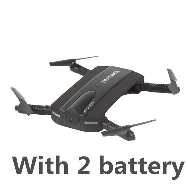 Foldable Selfie Drone with WiFi