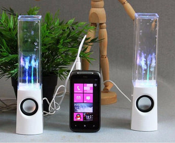 Bluetooth Water Dancing Stereo Speaker