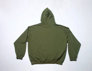 #MTT Adult Hoodie (Red, Gold, Green)