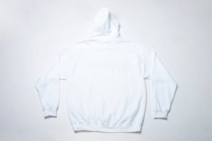 #MTT Adult Hoodie White (Red Logo/ Black Logo)
