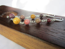 Mookaite Jasper Earring Mookaite Jasper Chakra Earrings Mookaite Healing Earrings Love Balance - Healing Atlas