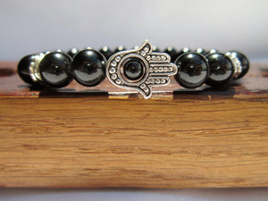 a close up of a camera on a wooden table