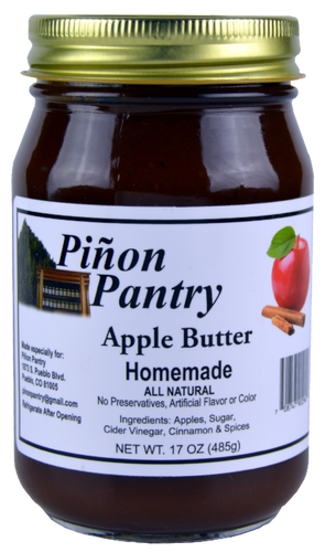 Apple Butter from Pinon Pantry