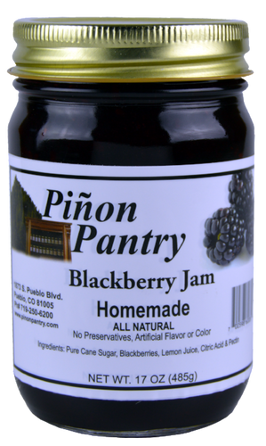 Blackberry Syrup from Pinon Pantry LLC