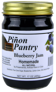 Blueberry Jam from Pinon Pantry LLC