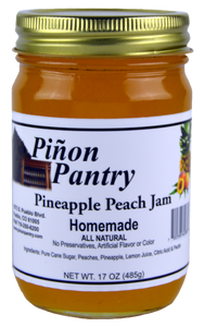 Pineapple Peach Jam from Pinon Pantry