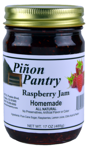 Raspberry Jam from Pinon Pantry