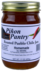 Roasted Pueblo Chile Jam