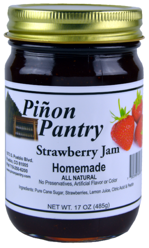 Strawberry Jam from Pinon Pantry