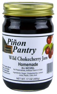 Wild Chokecherry Jam from Pinon Pantry