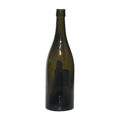 Wine / Beer / Spirit Bottles - 750ml Wine Bottle Burgundy 8223 AG Heavyweight Scewcap BVS (12)