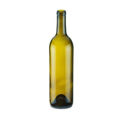 Wine / Beer / Spirit Bottles - 750ml Wine Bottle Claret 5111 AG Cork (12)