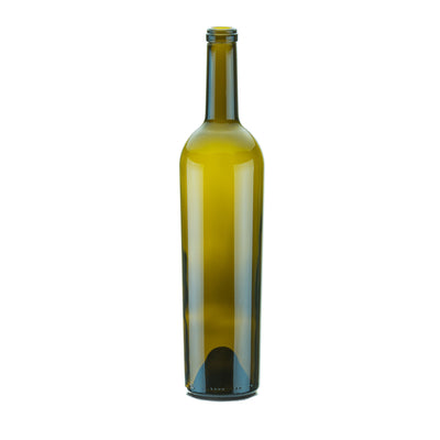 Wine / Beer / Spirit Bottles - 750ml Wine Bottle Claret 6251 AG Tall Taper Cork (12)