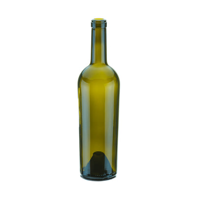 Wine / Beer / Spirit Bottles - 750ml Wine Bottle Claret 8111 Forte AG Cork (12)
