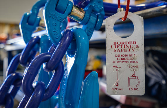 Workplace Health & Safety Inspections at Border Lifting & Safety Albury Wodonga
