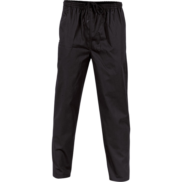 1501 - Polyester Cotton Drawstring Chef Pants
