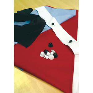 Chef Jacket Buttons