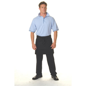 2111 - P/C Short Apron With Pocket