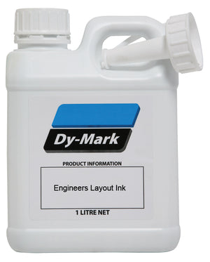 Engineers Layout Ink Blue 1L