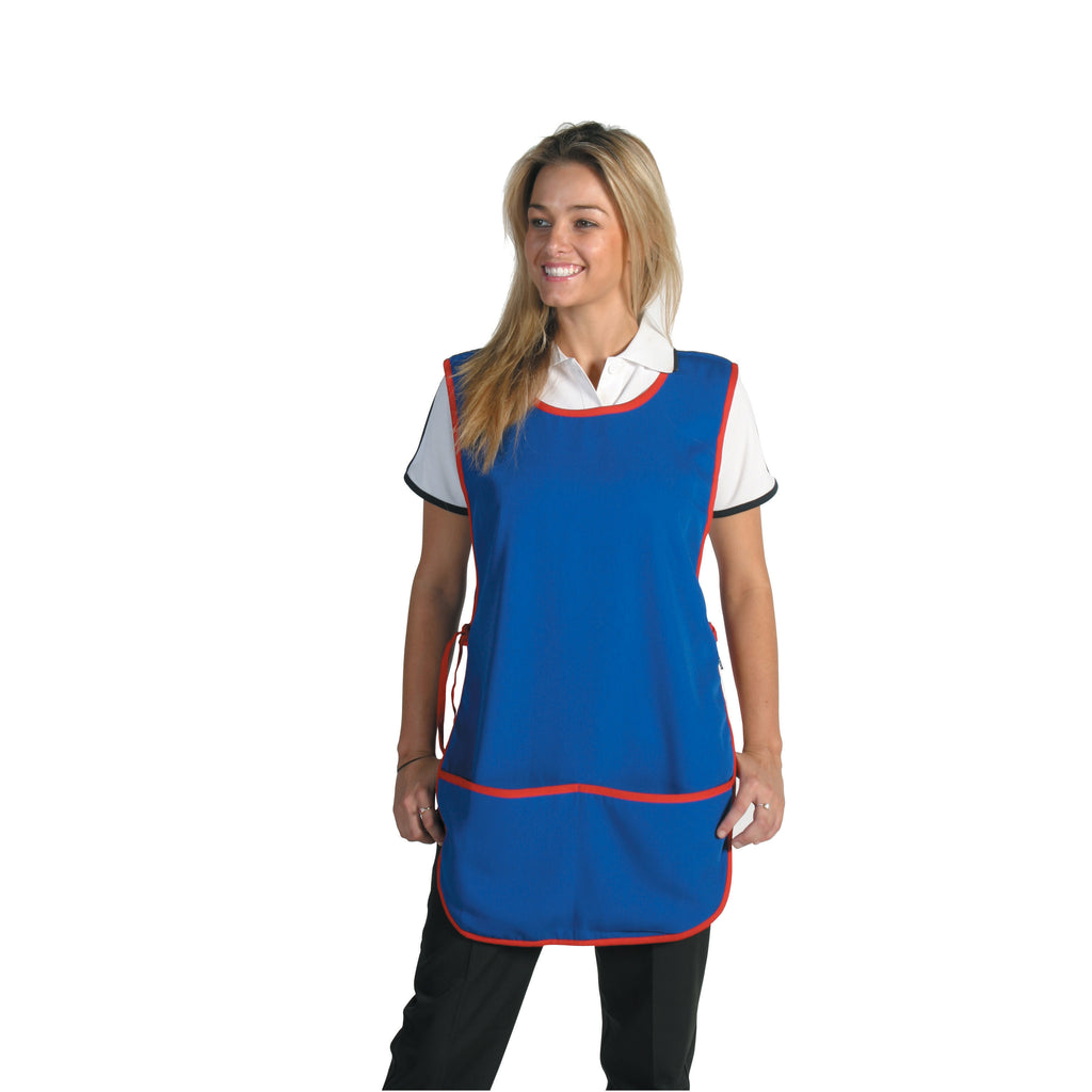 2601 - Popover Apron With Pocket