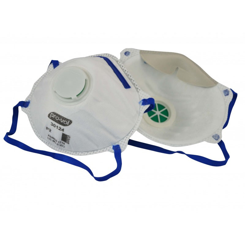 P2 Disposable Respirator/Face Mask with Valve