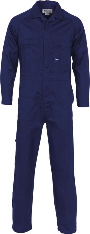 3104 - Lightweight Cool-Breeze Cotton Drill Coverall
