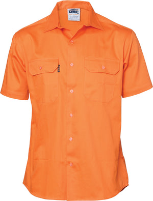 3207 - Cool-Breeze Work Shirt - Short Sleeve