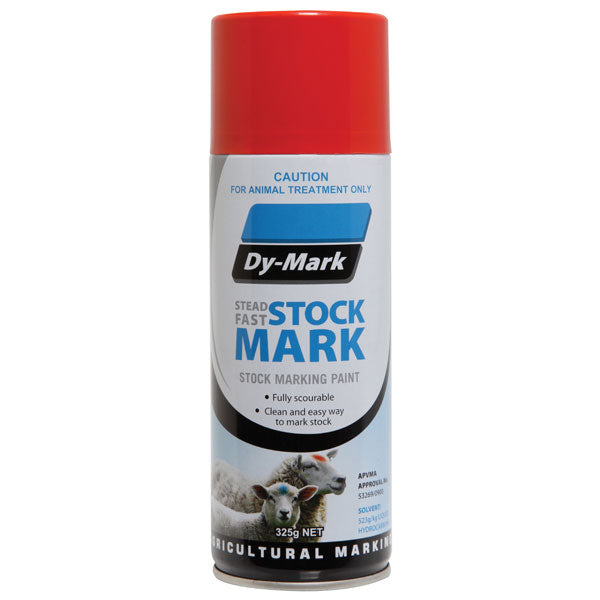 Steadfast Stock Mark Red 325g