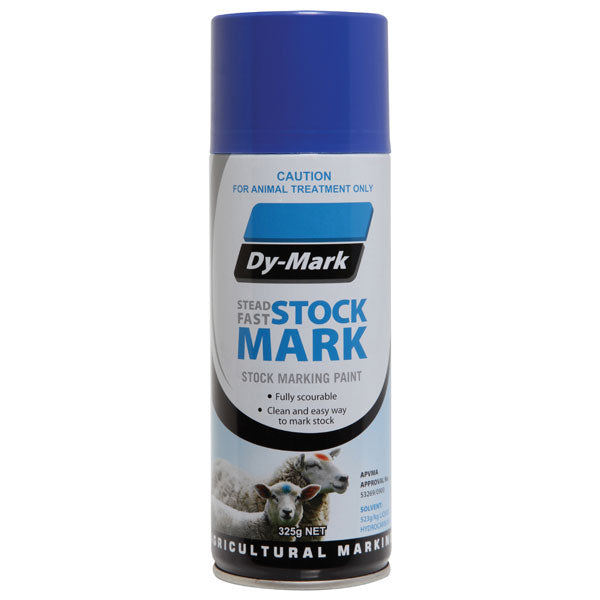 Steadfast Stock Mark Blue 325g