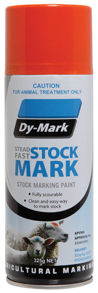 Steadfast Stock Mark Orange 325g