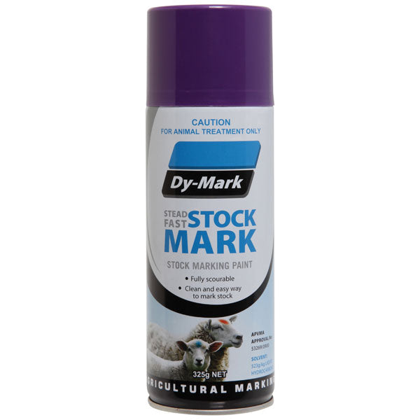 Steadfast Stock Mark Violet 325g