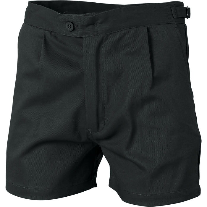 3301 - Cotton Drill Utility Shorts